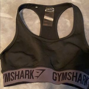 Gym shark sport bra